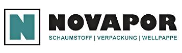 Novapor Schaumstoff Verpackung Wellpappe